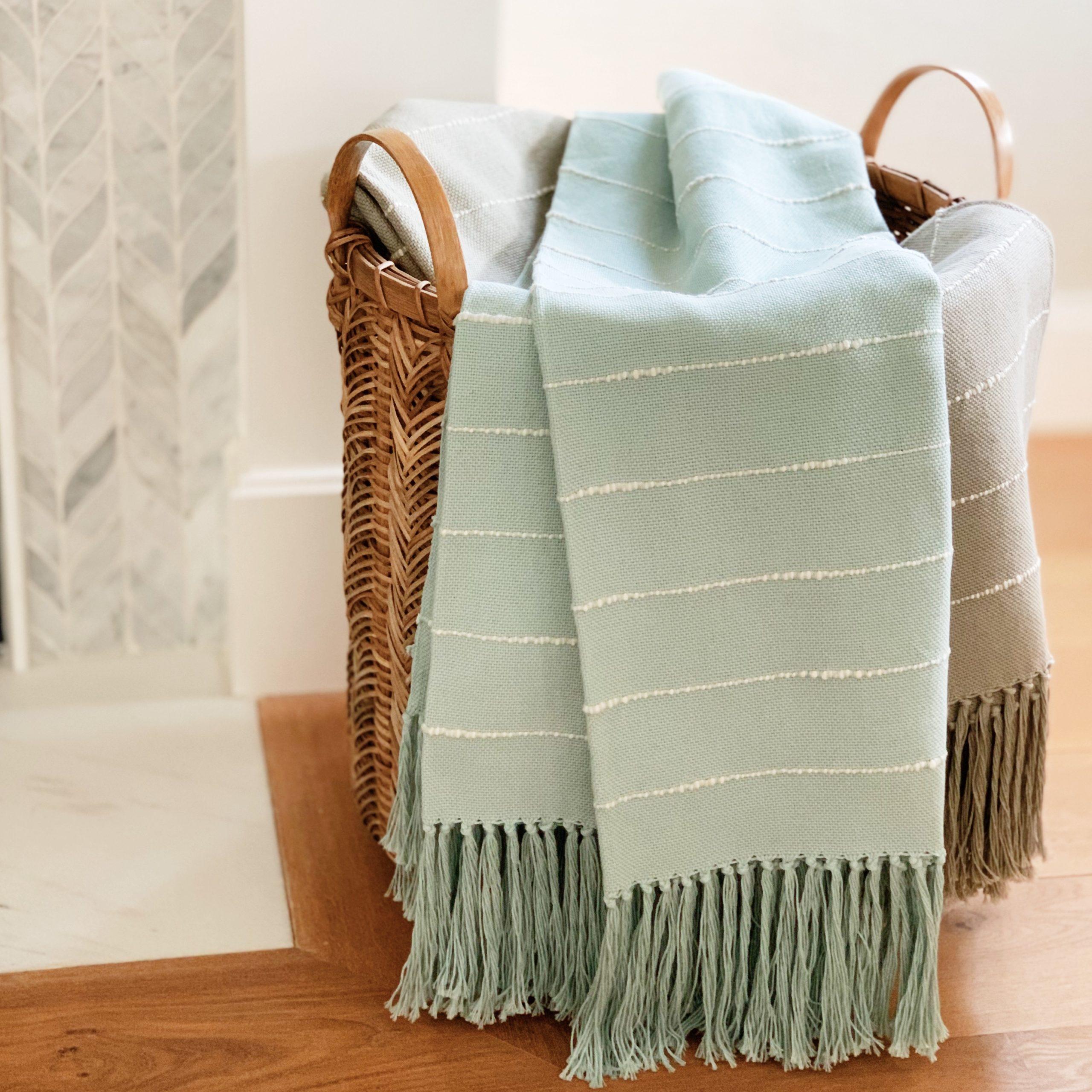 Pampa Cotton - Seafoam